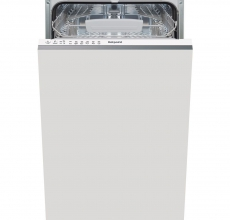 Hotpoint Built In Slimline Dishwasher LSTB6M19