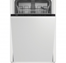Beko Integrated Slimline Dishwasher DIS15012