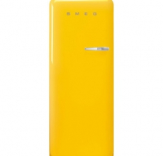 Smeg Retro Fridge FAB28LYW3UK