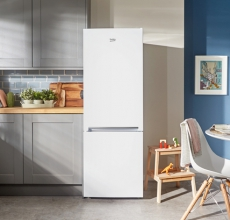 Beko Fridge Freezer CNG1672EW