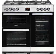 Belling Cookcentre 90DFT Stainless