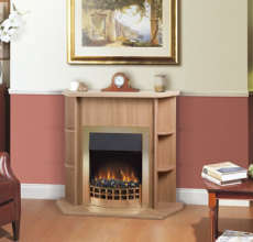 Dimplex Bexington LE Freestanding Electric Fire Suite