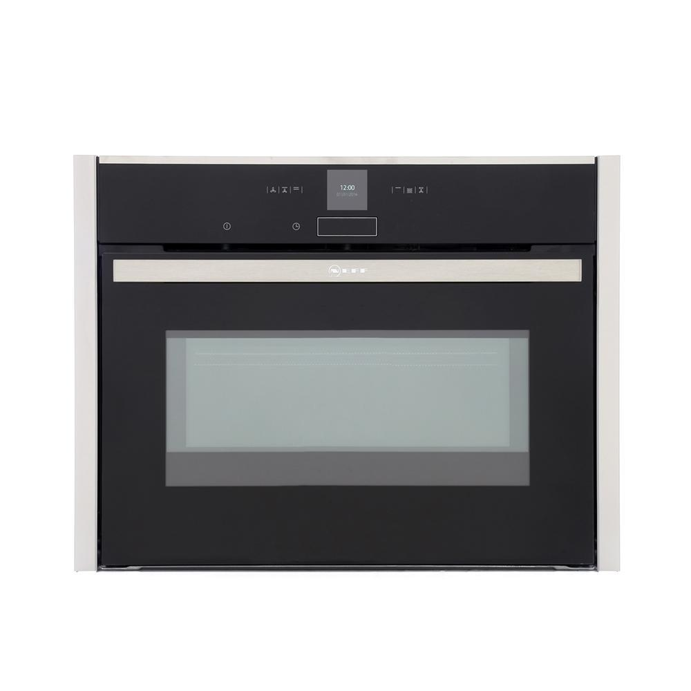 Neff Microwave Combination Oven H5972: Neff Compact Oven With Microwave C17MR02N0B
