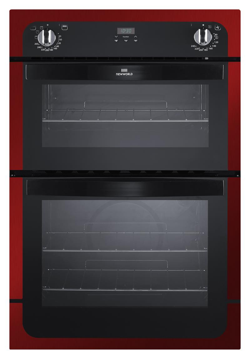 New World Built In Double Oven Nw901dop