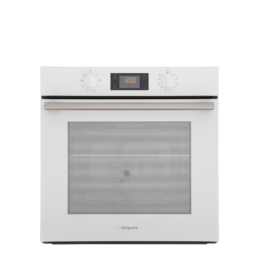Hotpoint Built In Single Oven Sa2540hwh White