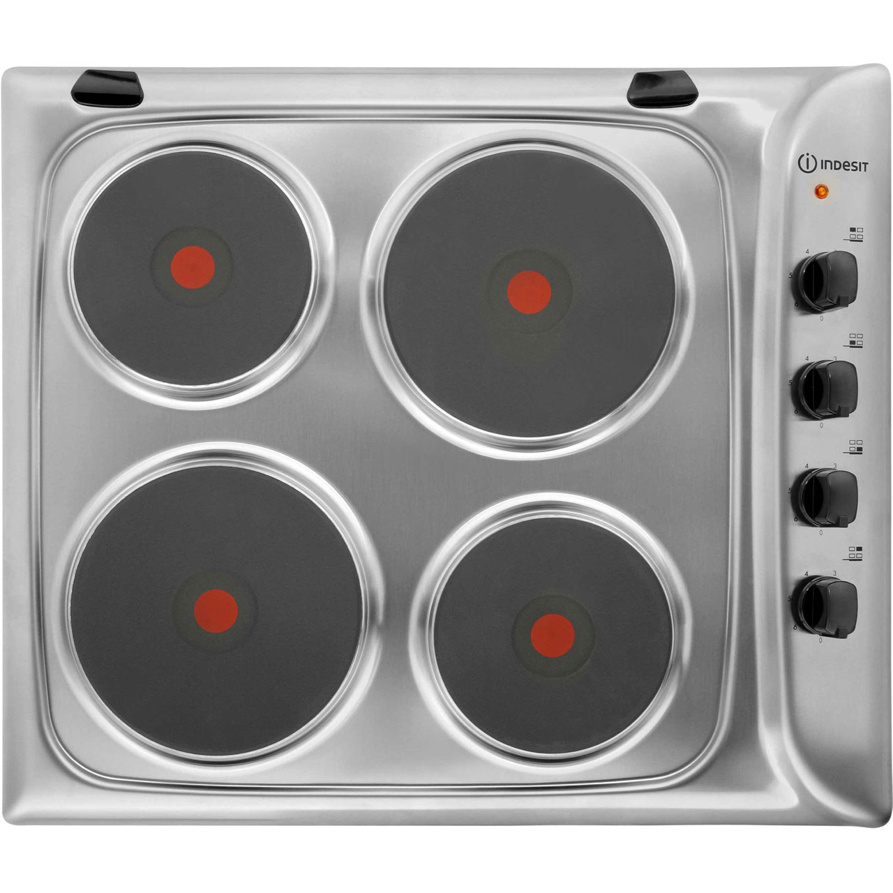 Indesit Electric Hob Pim604 X Stainless Steel