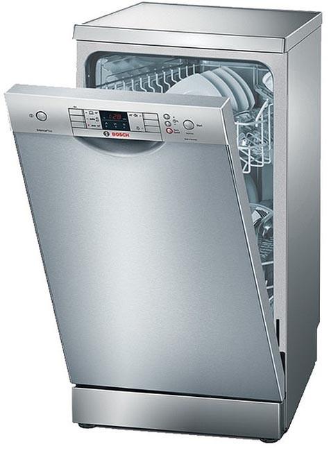 Bosch Range Top >> Bosch Slimline Dishwasher SPS53M08GB