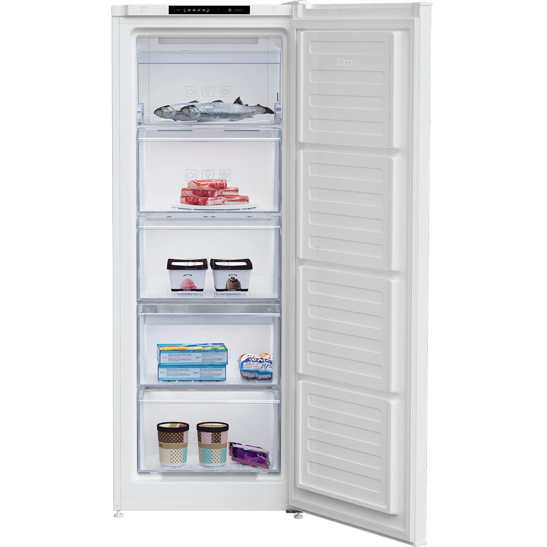 Exceptional Beko Cf374w 54cm Wide 104 Litre Chest Freezer Suitable For Garages