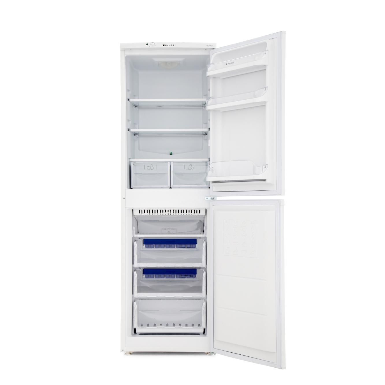 Hotpoint Fridge Freezer Hbnf5517w Frost Free