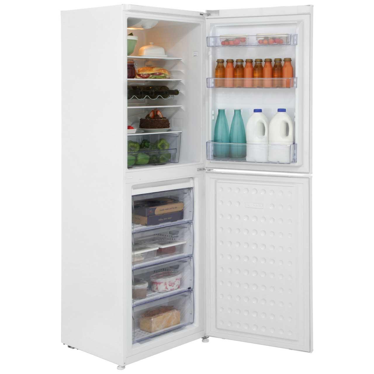 Beko Fridge Freezer Cs6914ap