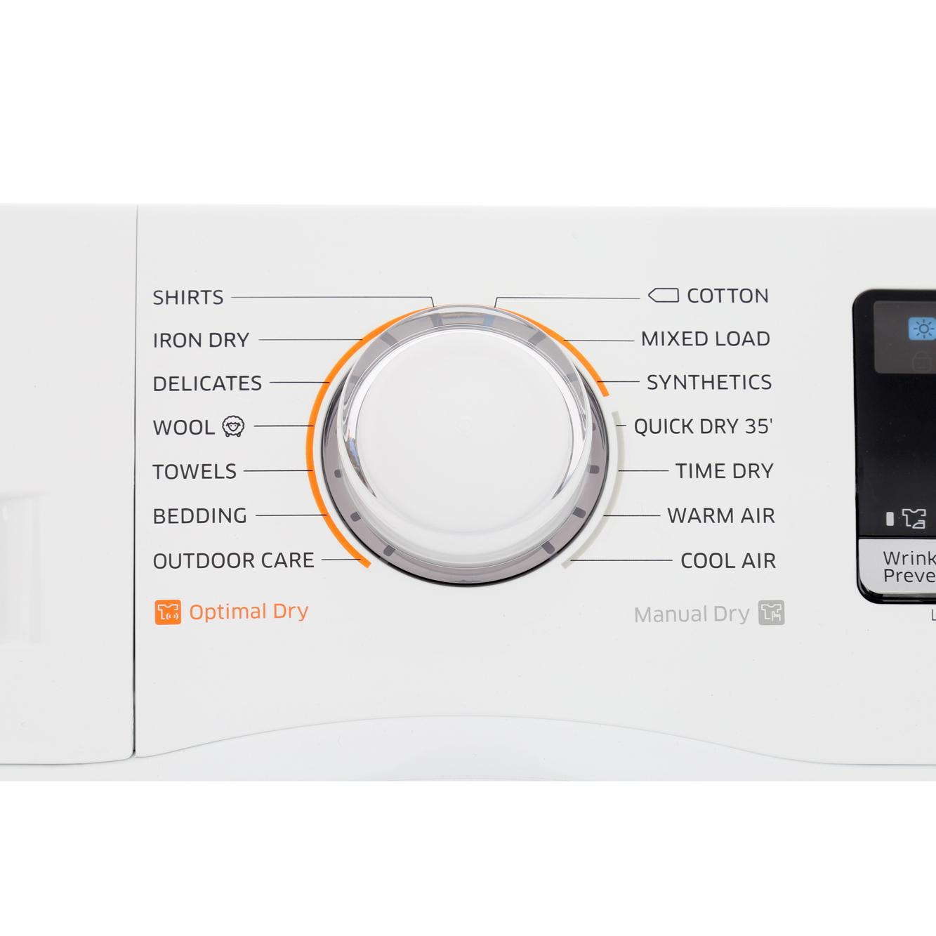 Samsung Heat Pump Tumble Dryer DV90M50001W