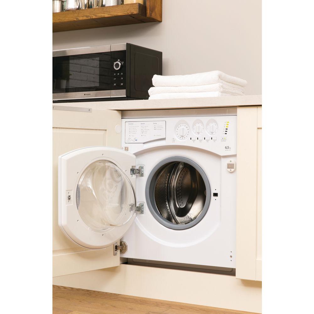 Hotpoint Built In Washer Dryer Bhwd129 2