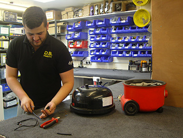 Vacuum Cleaner and Hoover Repairs Eastbourne